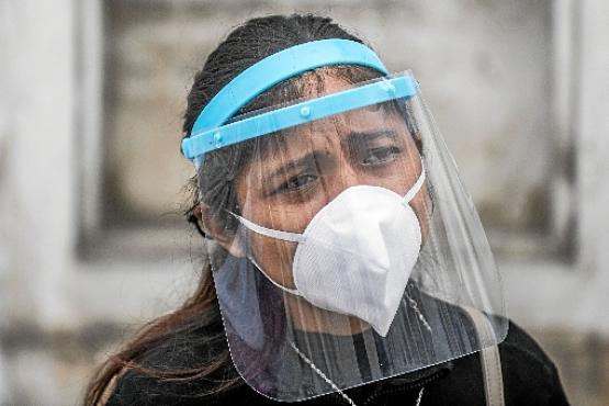 lIMA, PER (Ernesto Benavides/AFP)
