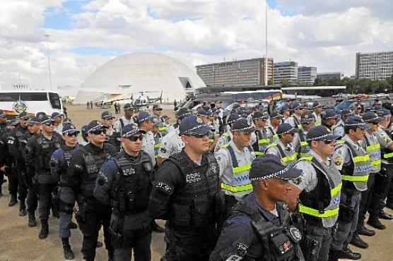 Medida prevê recomposição de 25% em cima da vantagem pecuniária especial para policiais militares  (Minervino Junior/CB/D.A Press - 9/9/16)