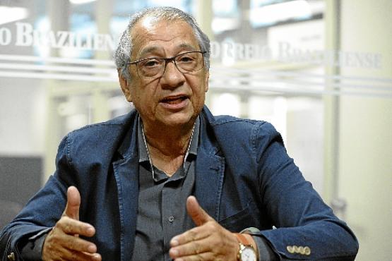 João Pedro Ferraz alegou motivos pessoais para deixar a pasta da Educação (Carlos Vieira/CB/D.A Press)
