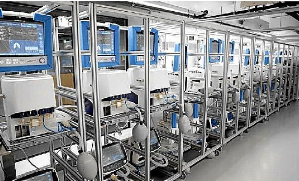 As emendas distritais preveem compra de aparelhos como respiradores, além de EPIs e gastos com pessoal (Forças Armadas e CNI / Divulgação )