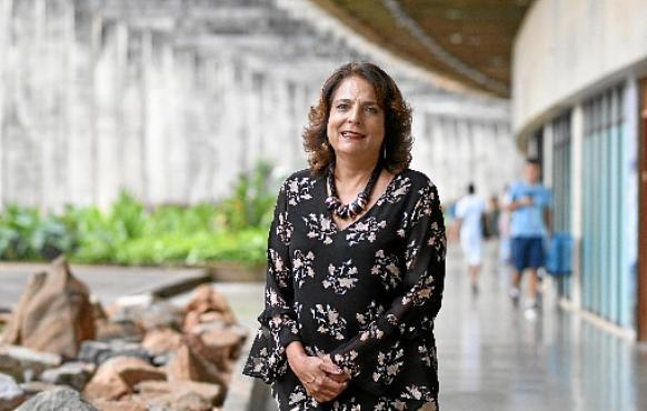 Márcia Abrahão atribui queda no ranking a desafio orçamentário (Ed Alves/CB/D.A Press)