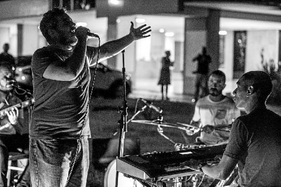Phillipe Moraes, Rafael Tavares e  Jamerson: shows da Capital Music (@somquetoca/Divulgação)