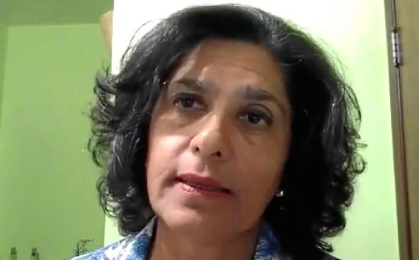 Maria Lucia Pizzoti, desembargadora do TJSP, denunciou Siqueira por ameaça: caso, no entanto, foi arquivado (Reprodução/YouTube)