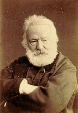 Victor Hugo (Felix Nadar/Divulgação)