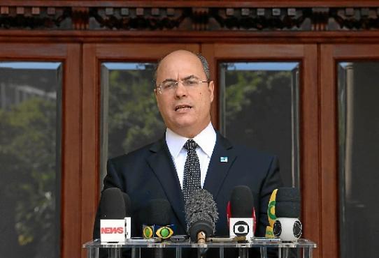 (Carlos Magno/Governo do Rio de Janeiro - 26/5/20)
