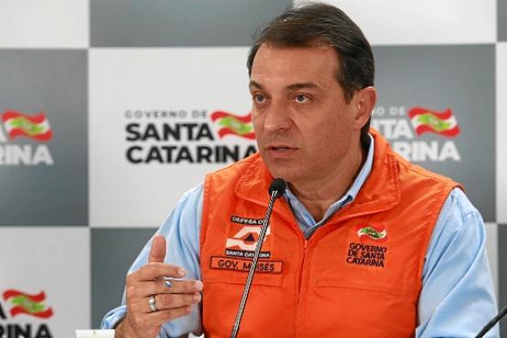 Moisés: ex-aliado de Bolsonaro (Julio Cavalheiro/Secom - 25/7/20)