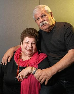 Nana e Dori Caymmi: irmão responsável pelos arranjos do disco (Lívio Campos/Divulgação)