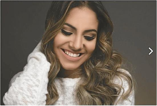 Gabriela Rocha (Gabriela Rocha/Divulgação)