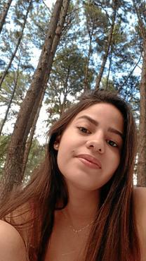 Natália Lopes de Oliveira (Arquivo Pessoal)