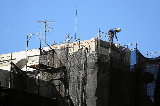 Construção civil é uma das áreas que podem ser beneficiadas (Carlos Vieira/CB/D.A Press)