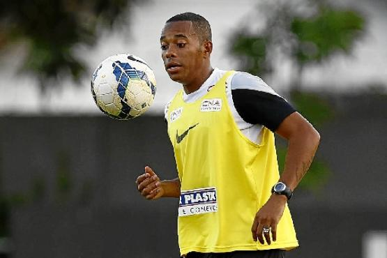 (Ricardo Saibun/Santos FC - 7/8/14)
