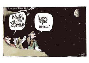 Nasa prepara a próxima viagem tripulada à Lua, em clima de corrida espacial, disputada também por China e Japão. Previsão é de que o novo grupo de astronautas, incluindo uma mulher, pisará no satélite em 2024.