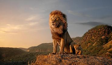Nova versão do sucesso O Rei Leão chega às telonas nesta semana. Desta vez, Hollywood conta, em live action, a história de Simba, de seu pai, Mufasa, e dos divertidos Timão e Pumba, além de reverenciar a África. (Disney Enterprises/Divulgação)