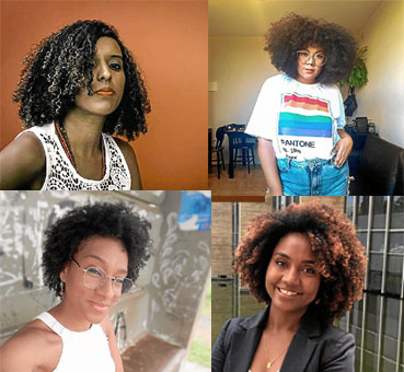 Nailah Neves, Isis Higino, Mara Karina e Roberta Borges usam  a ciência e a produção de conhecimentos, ressaltando as origens,  a identidade e o engajamento, para mostrar a importância da  mulher negra na formação intelectual do país.