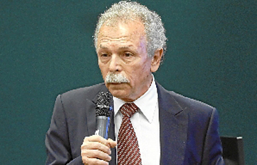 Revista Nature considera Ricardo Galvão um dos 10 personagens que mais contribuíram com a ciência este ano. Ele foi demitido do Inpe por Bolsonaro após alertar para o desmatamento.  (Luis Macedo/Câmara dos Deputados)