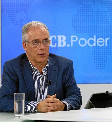 Ao CB.Poder, o presidente da CDL-DF, José Carlos Magalhães Pinto, admite que o setor passa por momentos difíceis. No entanto, ele afirma que o comércio apoia as medidas do governo local no combate ao coronavírus.  (Ana Rayssa/CB/D.A Press)
