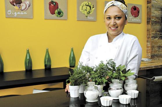 Para diminuir o consumo, Tânia recomenda misturar o sal com gergelim e especiarias (Antonio Cunha/CB/D.A Press  )