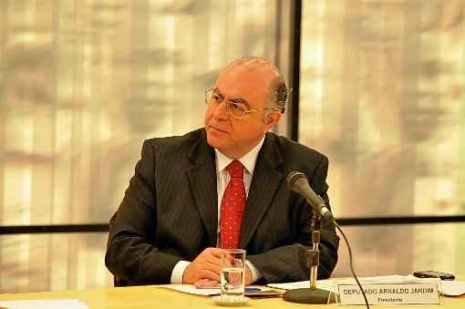 Arnaldo Jardim, do PPS, secretário de Alckmin: voto contra a presidente