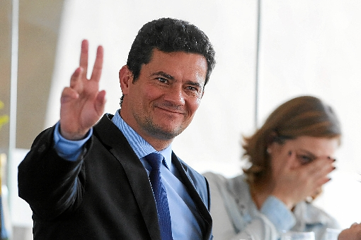 (crédito: Sergio Lima/AFP - 8/11/18 )