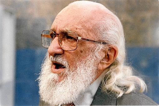 Paulo Freire, morto em 1997, foi declarado patrono da educação brasileira -  (crédito: Paulo de Araújo/CB/D.A Press - 22/6/11)