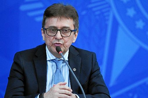 José Tostes Neto, da Receita Federal: governo posterga arrecadação de R$ 27,8 bilhões  -  (crédito: Edu Andrade/Ascom/ME)